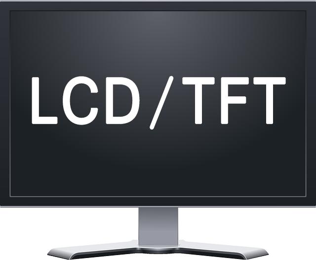 LCD&TFT-Monitor #1
