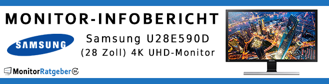 samsung u28e590d 28 zoll 4k uhd monitor info. Black Bedroom Furniture Sets. Home Design Ideas