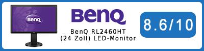 BenQ RL2460HT (24 Zoll) LED-Monitor: Testbericht 2015